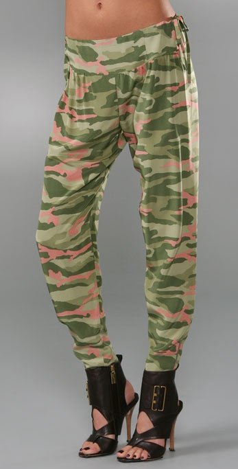 Tucker Drawstring Pants