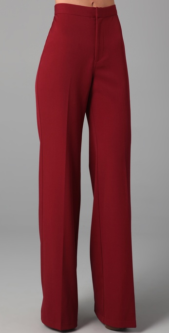 Tucker High Waist Pants