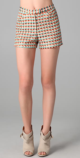 Tucker High Waisted Shorts