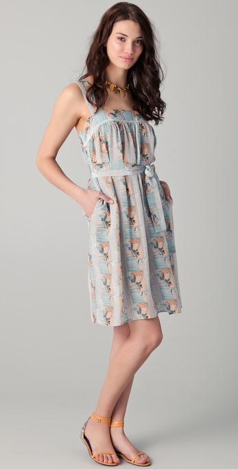 Tucker Yoke Tank Dress