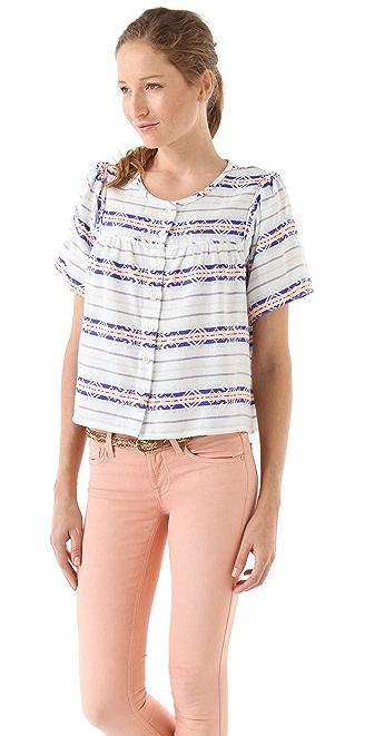 Tucker Yoke Shirt