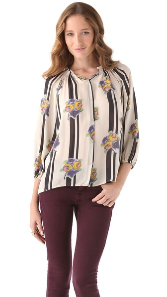 Tucker Classic Blouse