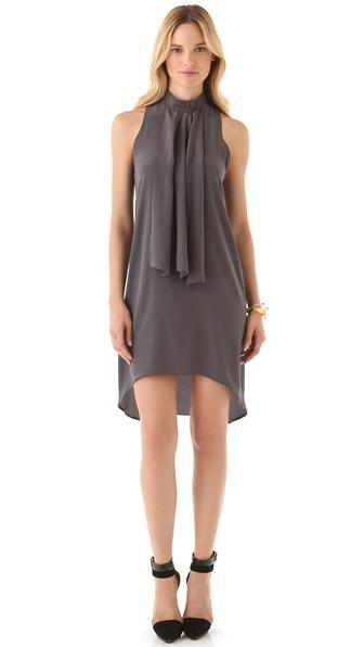Tucker Petal Dress