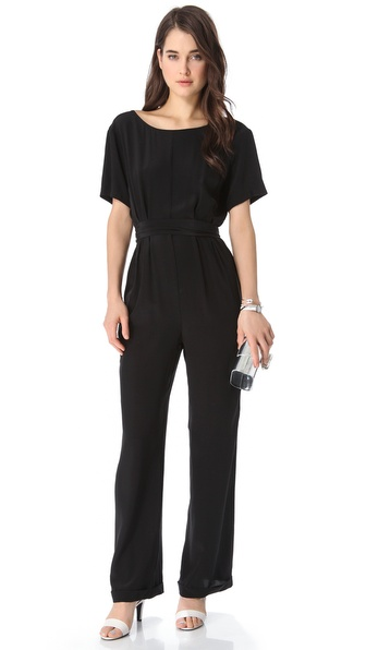 Tucker Scoop Back Jumpsuit