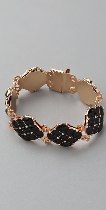 tuleste market Tufted Diamond Bracelet