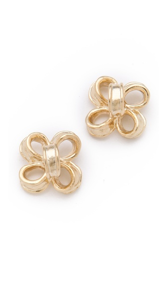tuleste market Ribbon Stud Earrings