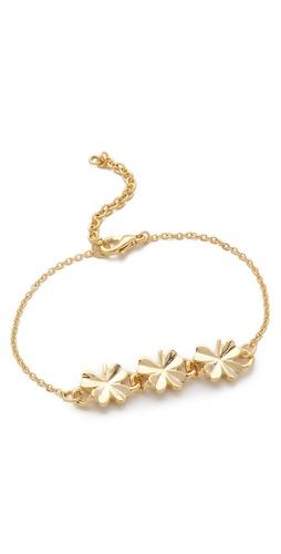 tuleste market Shamrock Bracelet