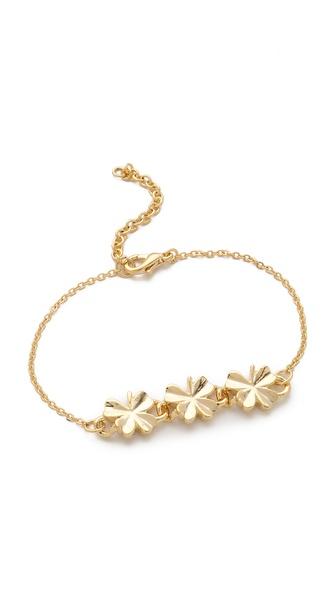 Tuleste Shamrock Bracelet