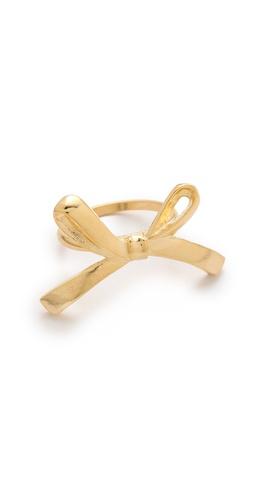 tuleste market Single Bow Ring