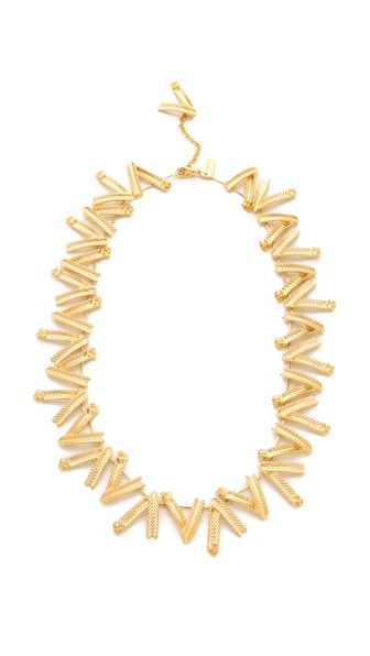 tuleste market Wheat Flower Necklace