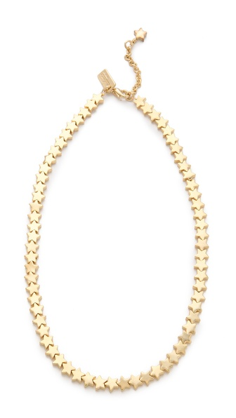 tuleste market Star Chain Necklace