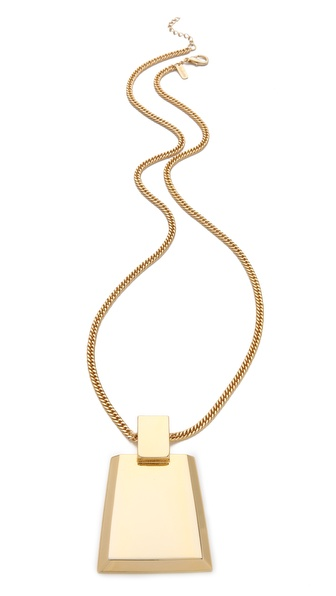 tuleste market Trapezoid Necklace