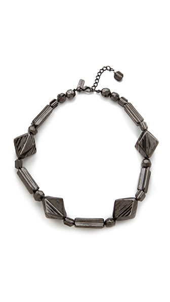Tuleste Geometric Choker Necklace