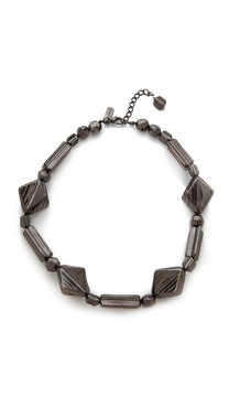 tuleste market Geometric Choker Necklace