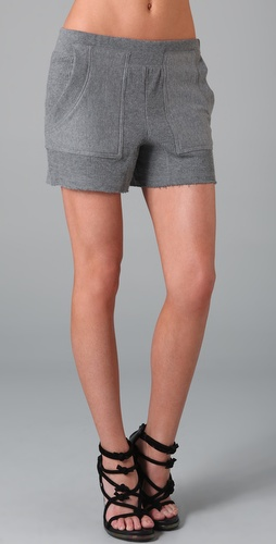 T by Alexander Wang Siro Sweatshorts