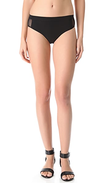 T by Alexander Wang Mesh Boy Bikini Bottoms