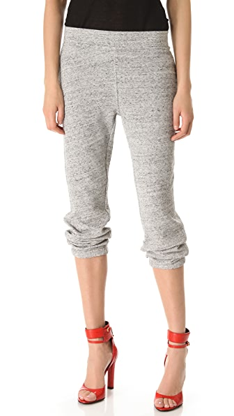 T by Alexander Wang Nep French Terry Sweatpants