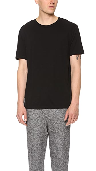 T by Alexander Wang Classic Short Sleeve Tee