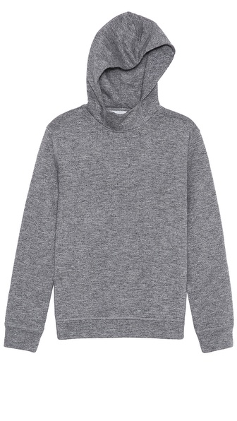 T by Alexander Wang Top Dyed Fleece Hoodie