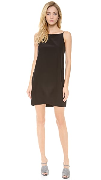 T by Alexander Wang Silk Slip Dress