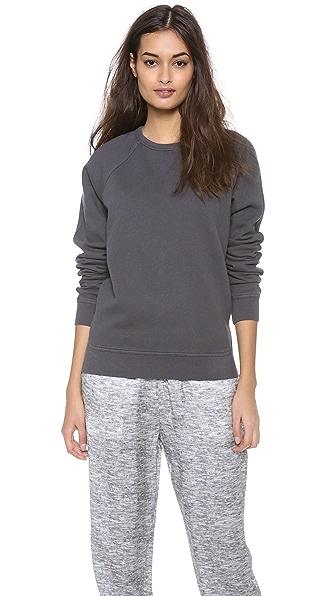 T by Alexander Wang Vintage Fleece Sweatshirt