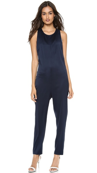 T by Alexander Wang Sleeveless Jumpsuit