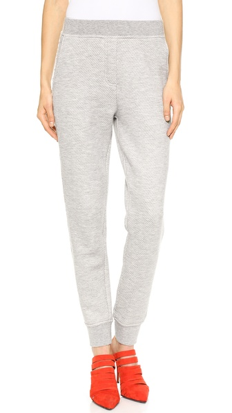 T by Alexander Wang Cotton Sweatpants