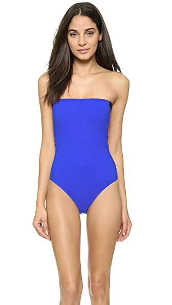 T By Alexander Wang T By Alexander Wang One Piece Swimsuit (Black)