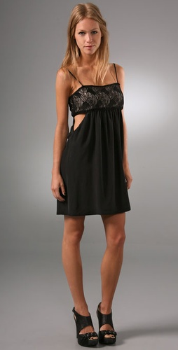 Twelfth St. by Cynthia Vincent Lace Bandeau Dress