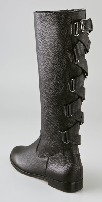Twelfth St. by Cynthia Vincent Tallon Flat Boots