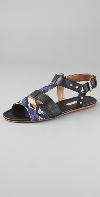 Twelfth St. by Cynthia Vincent Barton Flat Sandals