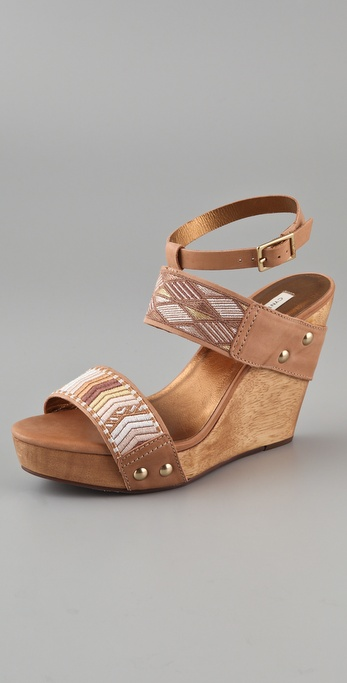 Twelfth St. by Cynthia Vincent Jonah Platform Sandals