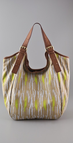 Twelfth St. by Cynthia Vincent Berkeley Ikat Tote