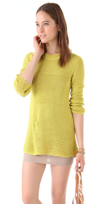 Twelfth St. by Cynthia Vincent Knit Tunic