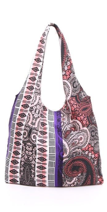 Twelfth St. by Cynthia Vincent Printed Shopper Bag