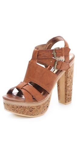 Twelfth St. by Cynthia Vincent Petra Platform Sandals