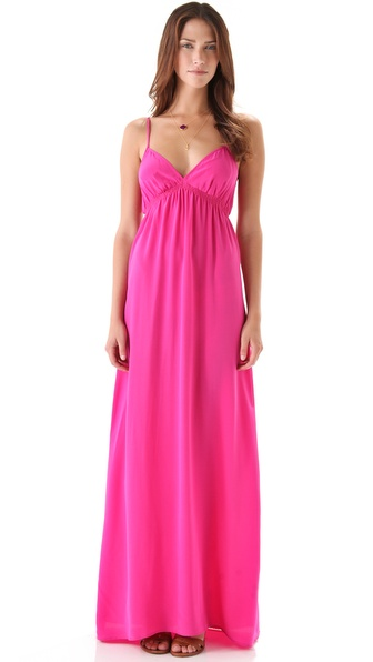 Twelfth St. by Cynthia Vincent Maxi Slip Dress