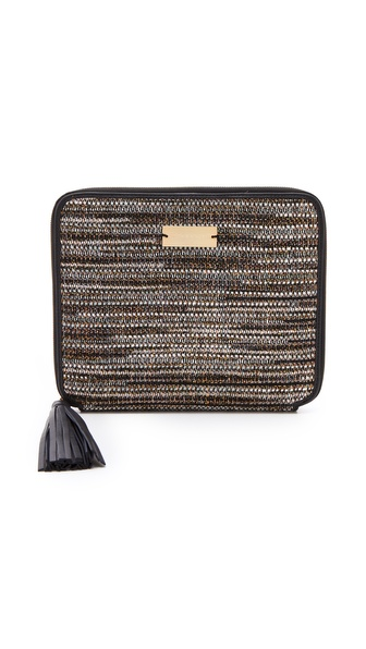 Twelfth St. by Cynthia Vincent iPad Case with Tassel