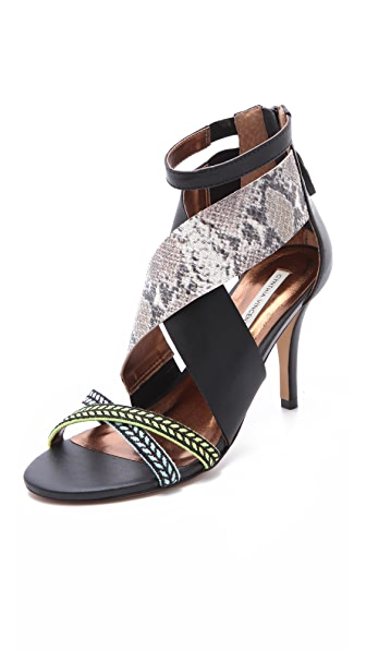 Twelfth St. by Cynthia Vincent Manhatten Strap Sandals