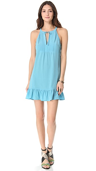 Twelfth St. by Cynthia Vincent Pleated Mini Dress