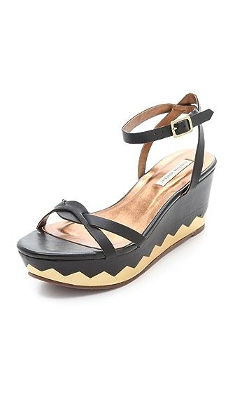 Twelfth St. by Cynthia Vincent Maj Platform Sandals