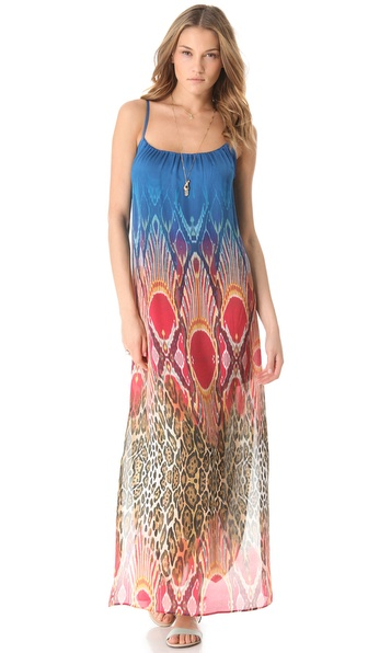 Twelfth St. by Cynthia Vincent Low Back Maxi Dress