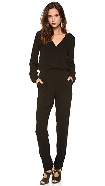 Twelfth St. by Cynthia Vincent Long Sleeve Jumpsuit