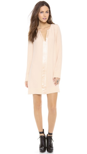 Twelfth St. by Cynthia Vincent Epaulette Shift Dress