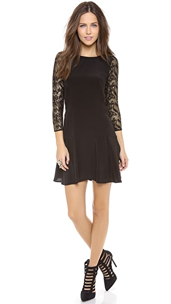 Twelfth St. by Cynthia Vincent Flounce Dress