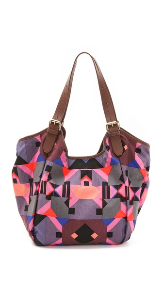 Twelfth St. by Cynthia Vincent Berkeley Tote