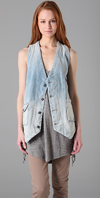 Twenty8Twelve Brody Denim Vest