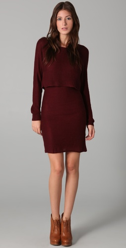 Twenty8Twelve Emmanuelle Sweater Dress