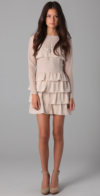 Twenty8Twelve Rudy Tiered Dress