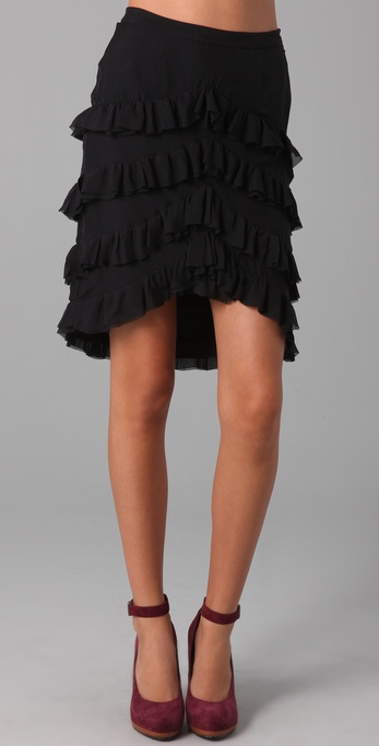 Twenty8Twelve Amelia Tiered Skirt